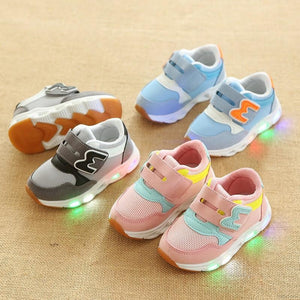 Kids LED Sneakers 21-26 - Mom and Bebe Ph