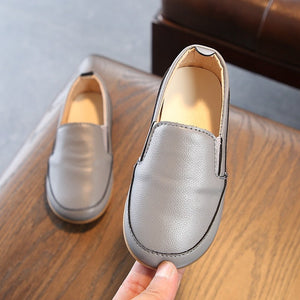 Leather Formal Shoes - Mom and Bebe Ph