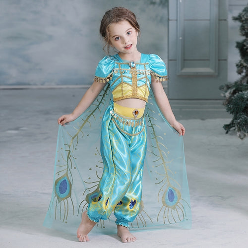 Princess Jasmin Costume - Mom and Bebe Ph