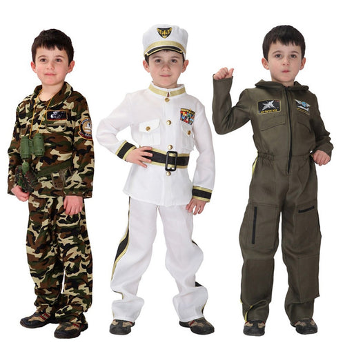 Army Airforce Navy Costume - Mom and Bebe Ph