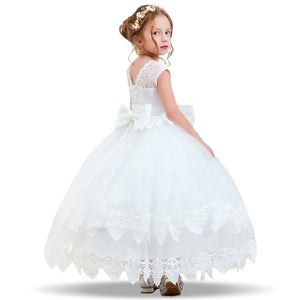 Little Bride Dress 6-14Y - Mom and Bebe Ph