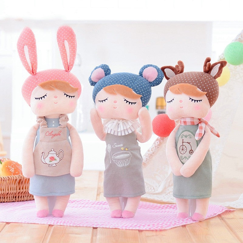 MeToo Angela Plush Doll - Mom and Bebe Ph