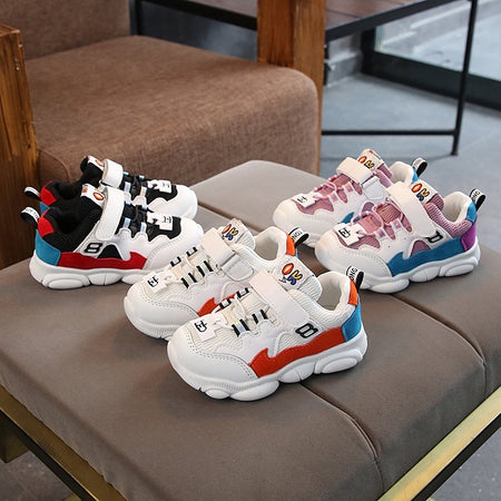 Kids High Cut Sneakers