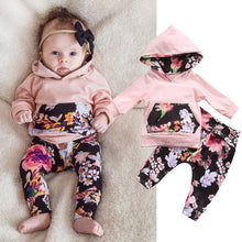 Load image into Gallery viewer, Hooded Jacket + Pants - Mom and Bebe Ph