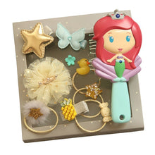 Load image into Gallery viewer, 10pcs Girl Accessories Comb Set - Mom and Bebe Ph