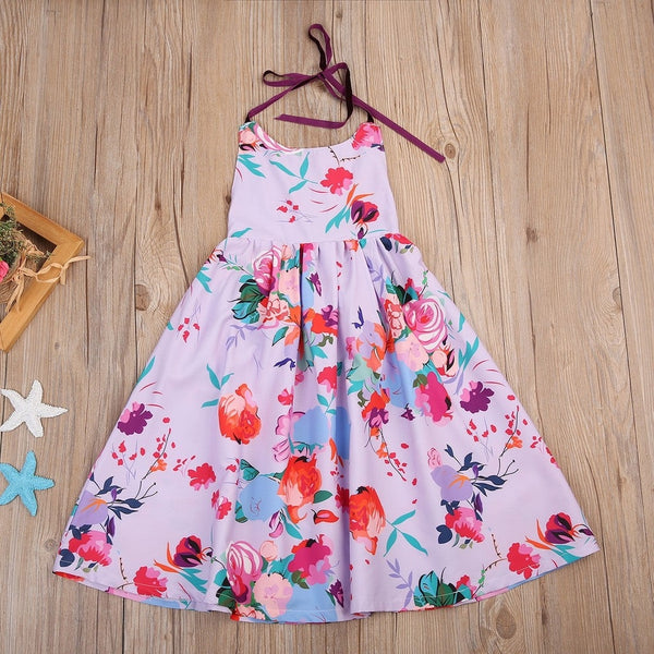 Fleur Kids Dress - Mom and Bebe Ph