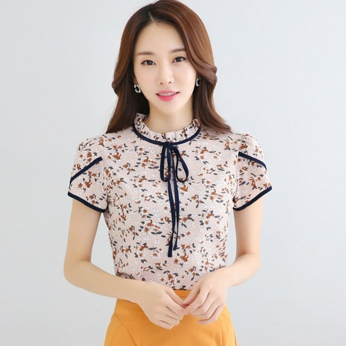 Women Floral Top - Mom and Bebe Ph