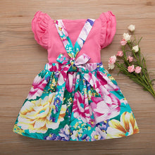 Load image into Gallery viewer, Romper & Strap Skirt - Mom and Bebe Ph