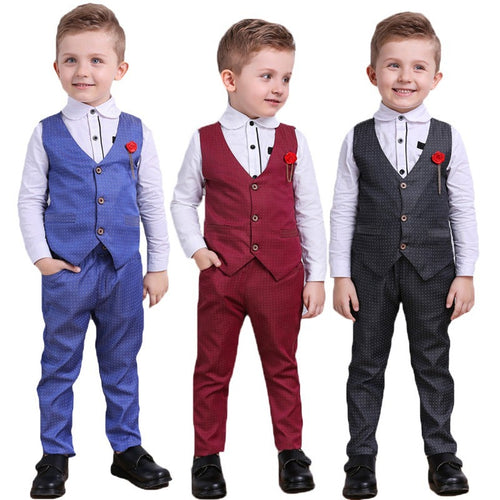 Gentleman Outfit for Boys