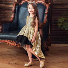 Load image into Gallery viewer, Champagne Kids Gown - Mom and Bebe Ph