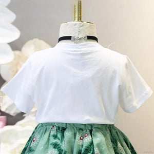 Flur Top & Skirt - Mom and Bebe Ph