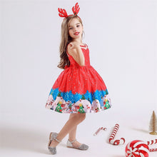 Load image into Gallery viewer, Xmas Dress 4-10y - Mom and Bebe Ph