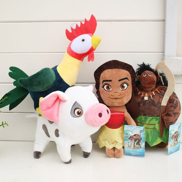 Moana Character Dolls - Mom and Bebe Ph