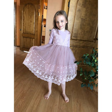 Load image into Gallery viewer, Chelsea Old Rose Dress - Mom and Bebe Ph