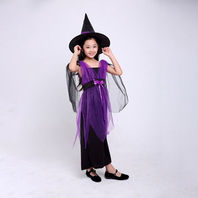 Halloween Dress + Hat