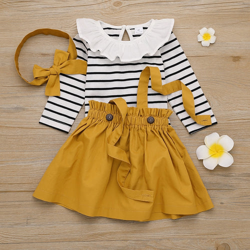 3pcs Baby Clothing Set
