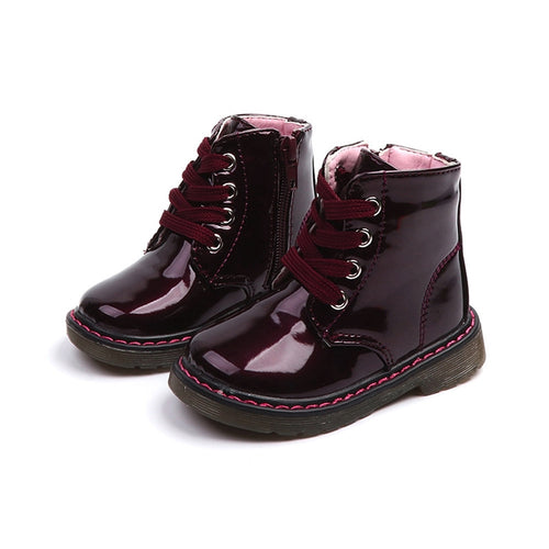 Moi Wine Boots