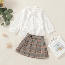 Load image into Gallery viewer, Rye Lace Top + Skirt - Mom and Bebe Ph