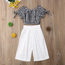 Load image into Gallery viewer, Top & Pants 1-6Y - Mom and Bebe Ph