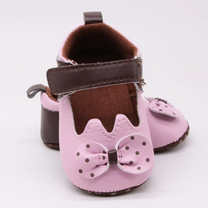 La Choco Pink Shoes - Mom and Bebe Ph