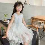 Harper Dress White