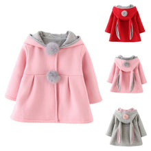 Load image into Gallery viewer, Rabbit Ear Jacket - Mom and Bebe Ph