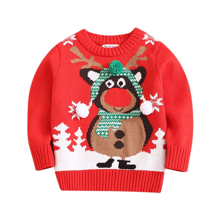 Rudolph Xmas Top Pants Set