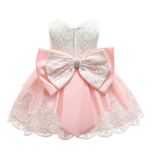Sybill Kids Dress Pink - Mom and Bebe Ph