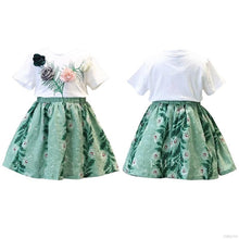 Load image into Gallery viewer, Flur Top & Skirt - Mom and Bebe Ph