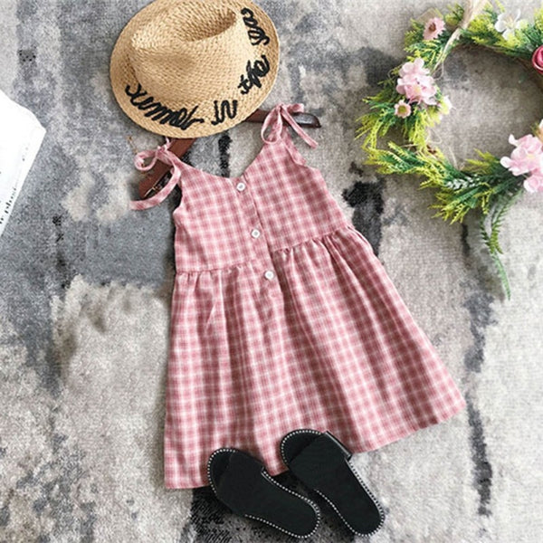 Plaid Sundress