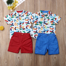 Load image into Gallery viewer, Colorful Boys Suit - Mom and Bebe Ph
