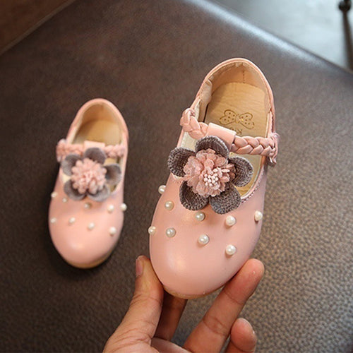 Pearl Shoes Pink