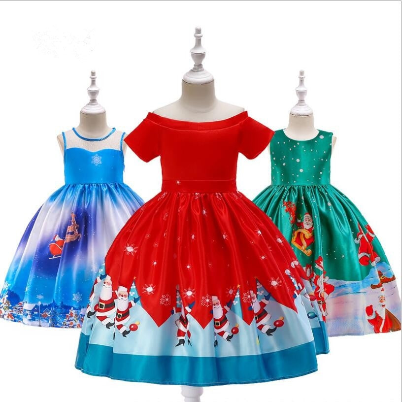 Xmas Ball Gowns - Mom and Bebe Ph