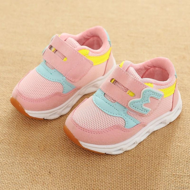 Kids LED Sneakers 21-26