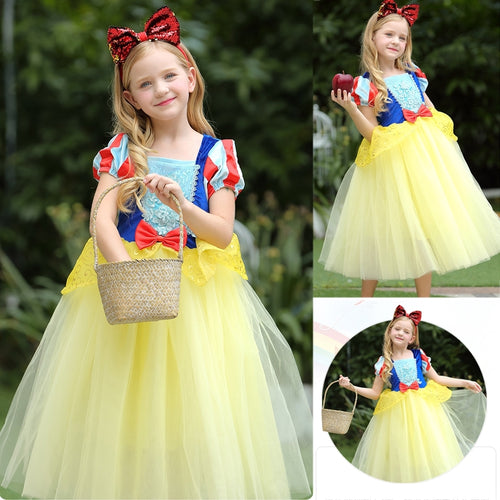 Snow White 's Dress - Mom and Bebe Ph
