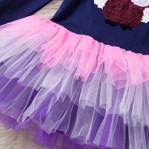 Owl Tutu Dress 1-6Y - Mom and Bebe Ph