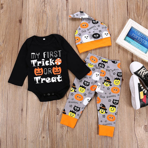 Halloween 3pcs/Set - Mom and Bebe Ph