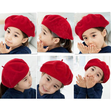 Load image into Gallery viewer, Kids Beret - Mom and Bebe Ph