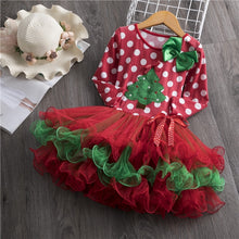 Load image into Gallery viewer, Xmas Dress 1-5y - Mom and Bebe Ph
