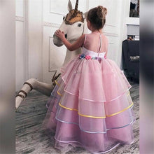 Load image into Gallery viewer, Unicorn Long Gown 4-10Y - Mom and Bebe Ph