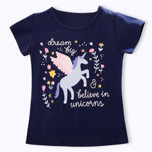 Load image into Gallery viewer, 3pcs Unicorn T-Shirts - Mom and Bebe Ph