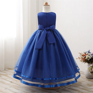 Miss Remy Dress (Blue) - Mom and Bebe Ph