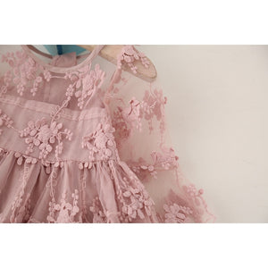 Cheeky Old Rose Dress - Mom and Bebe Ph