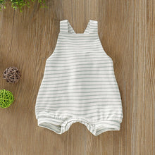 Load image into Gallery viewer, Baby Romper Stripes - Mom and Bebe Ph