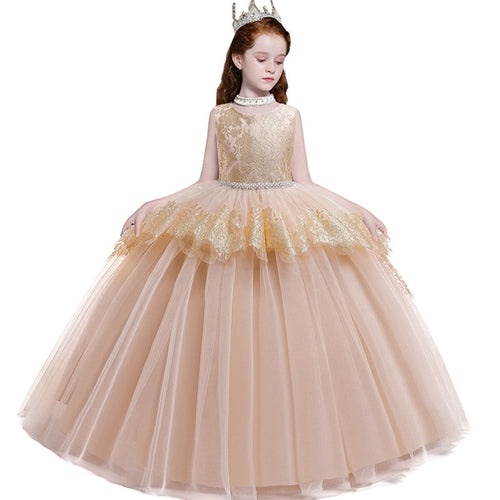 Princess Kate Kids Dress