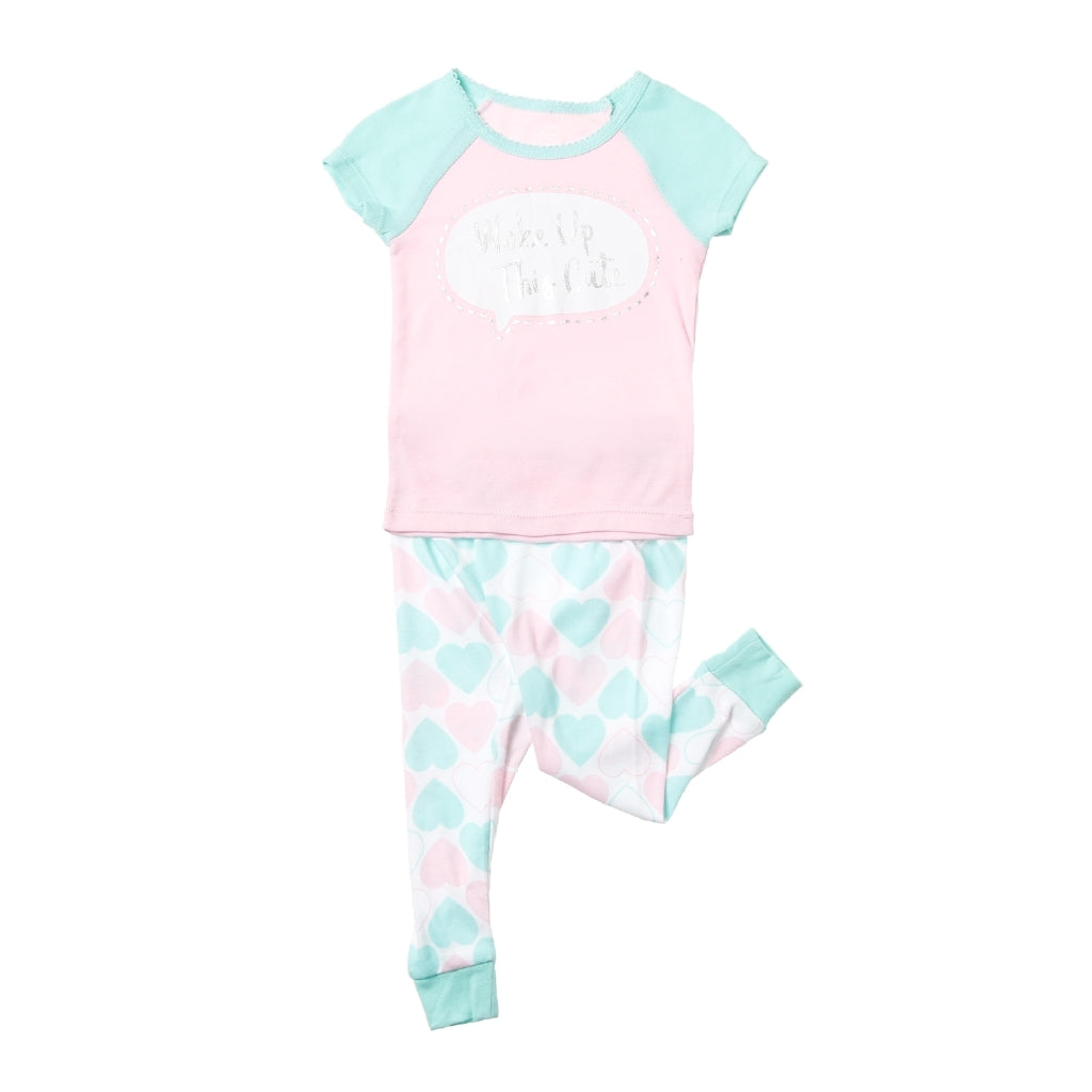 Woke Up This Cute PJs Set - Mom and Bebe Ph