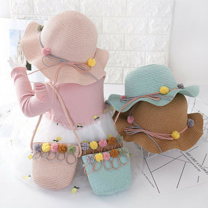 Hat & Sling Bag Giftset