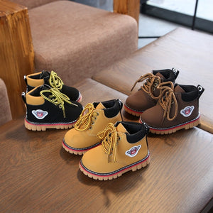 Baby Boy Boots - Mom and Bebe Ph