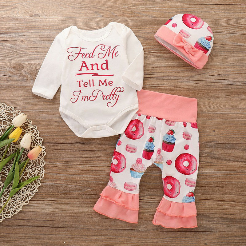 Feed Me Pretty Baby Set