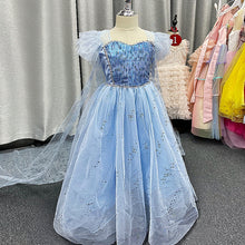 Load image into Gallery viewer, Frozen 2 Dress Elsa